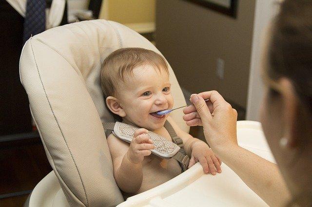 Jadłospis niemowlaka