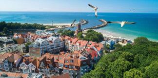 Apartamenty w Kołobrzegu z widokiem na morze